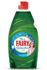 Fairy's Make-a-Wish campaign