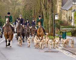 The Heythrop Hunt