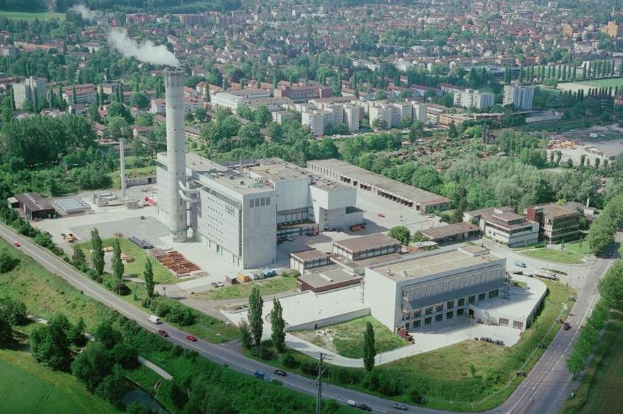 Zurich-based EfW plans third line expansion