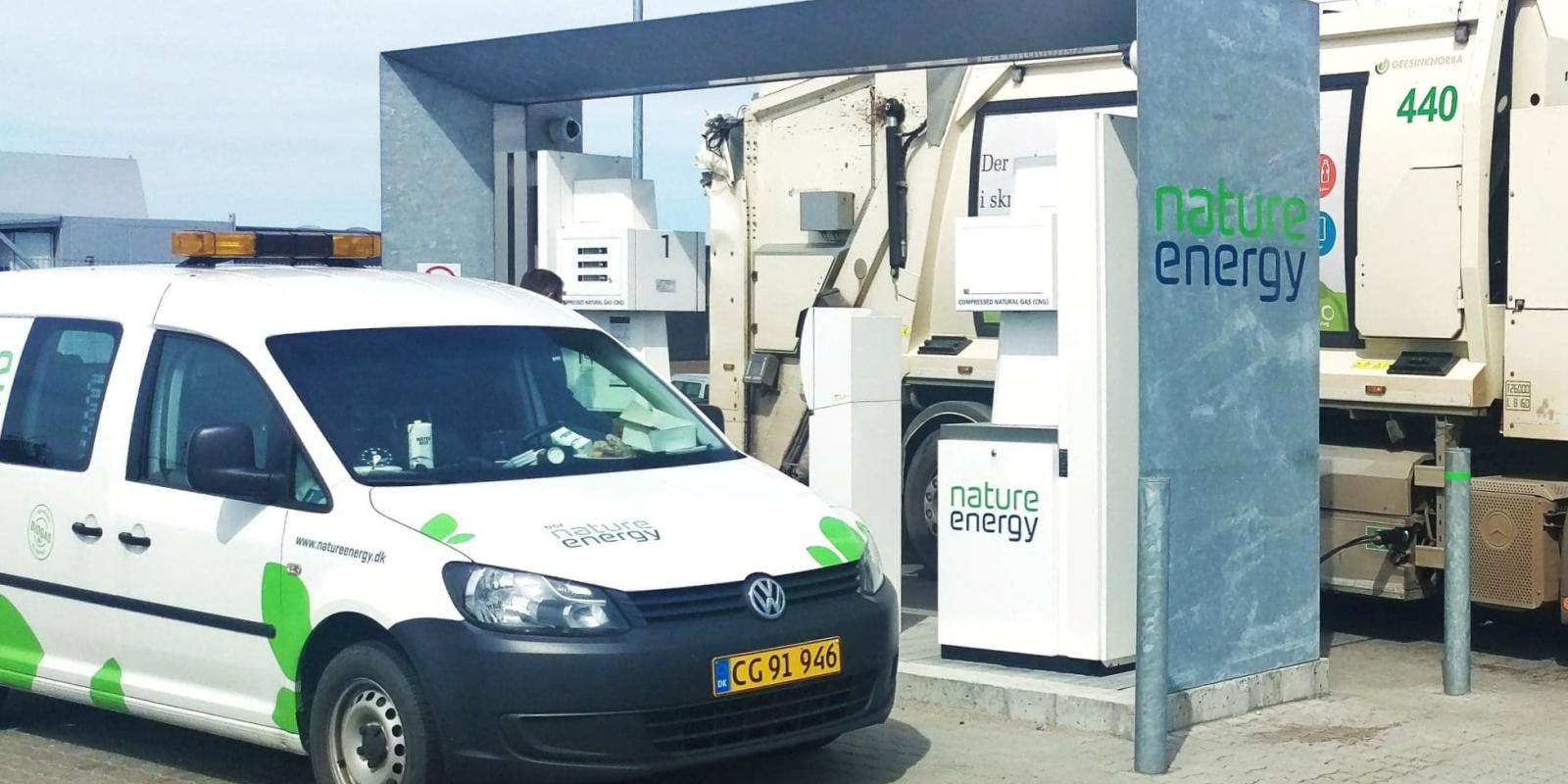 Nature Energy plans first Danish bioLNG facility