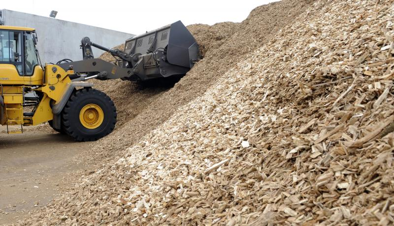 Waste wood supply 'rollercoaster' to continue - WRA