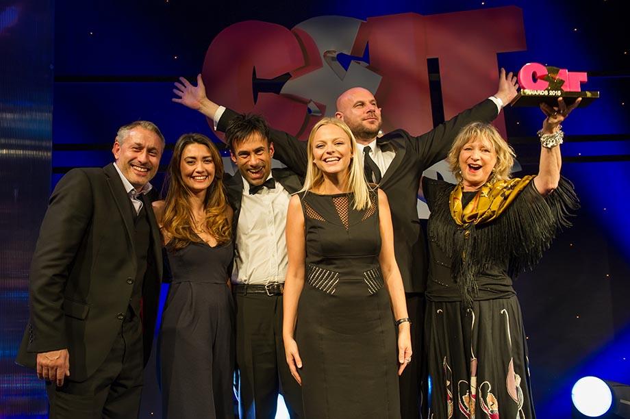 BrandFuel, C&IT Awards 2015