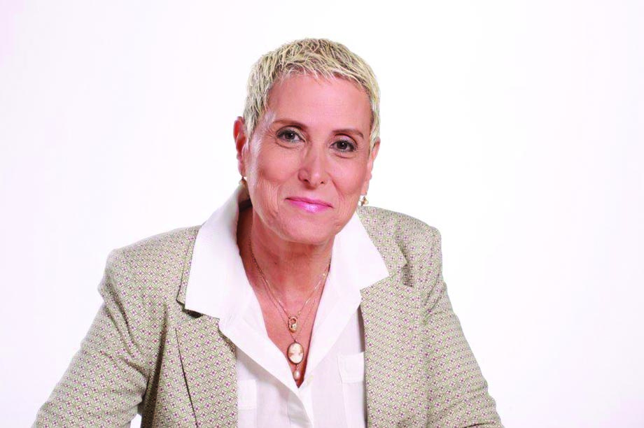 Mira Altman, CEO of ICC Jerusalem