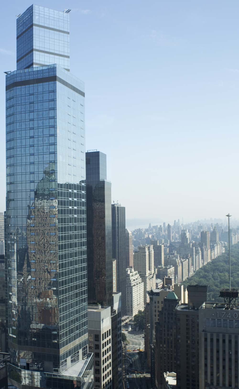 North America's tallest hotel in New York