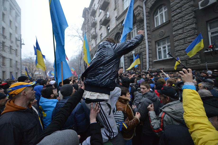 Protests, Kiev, Ukraine (Mac_Ivan)