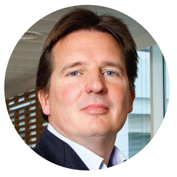 Matt Barwell, chief marketing officer, Britvic
