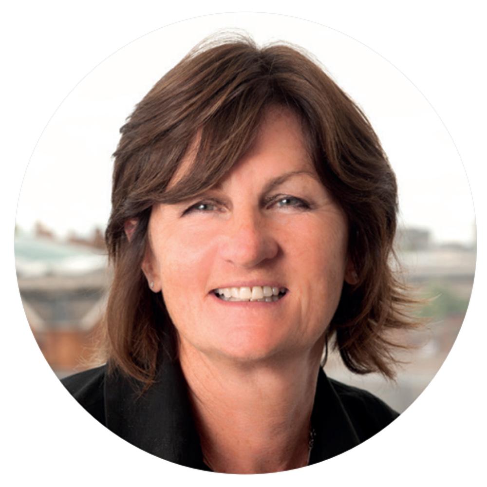 Siobhan Kenny, chief executive, Radiocentre