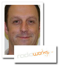 Dominic Barker, the group commercial director, RadioWorks