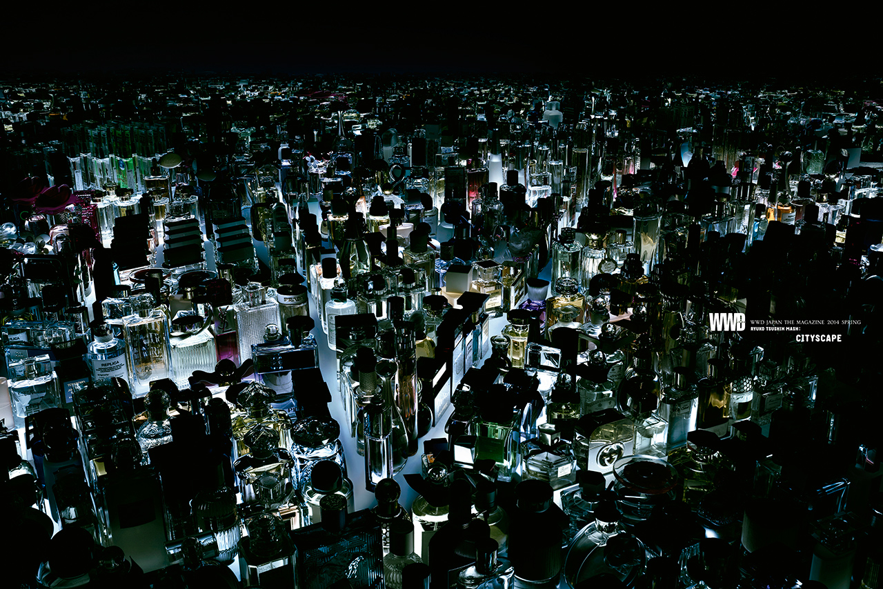 CityScape, Hakuhodo Tokyo, Crafts for Design