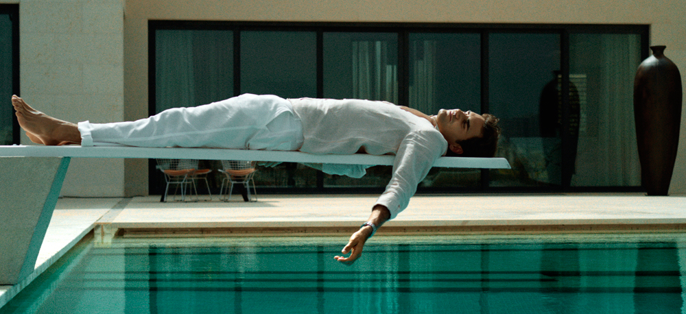 """Credit Suisse, """"helping Roger Federer relax since 1981"""""""