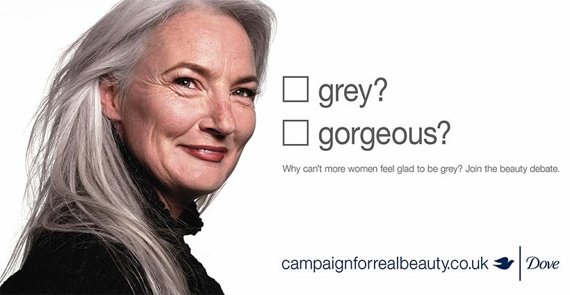 Dove campaign for