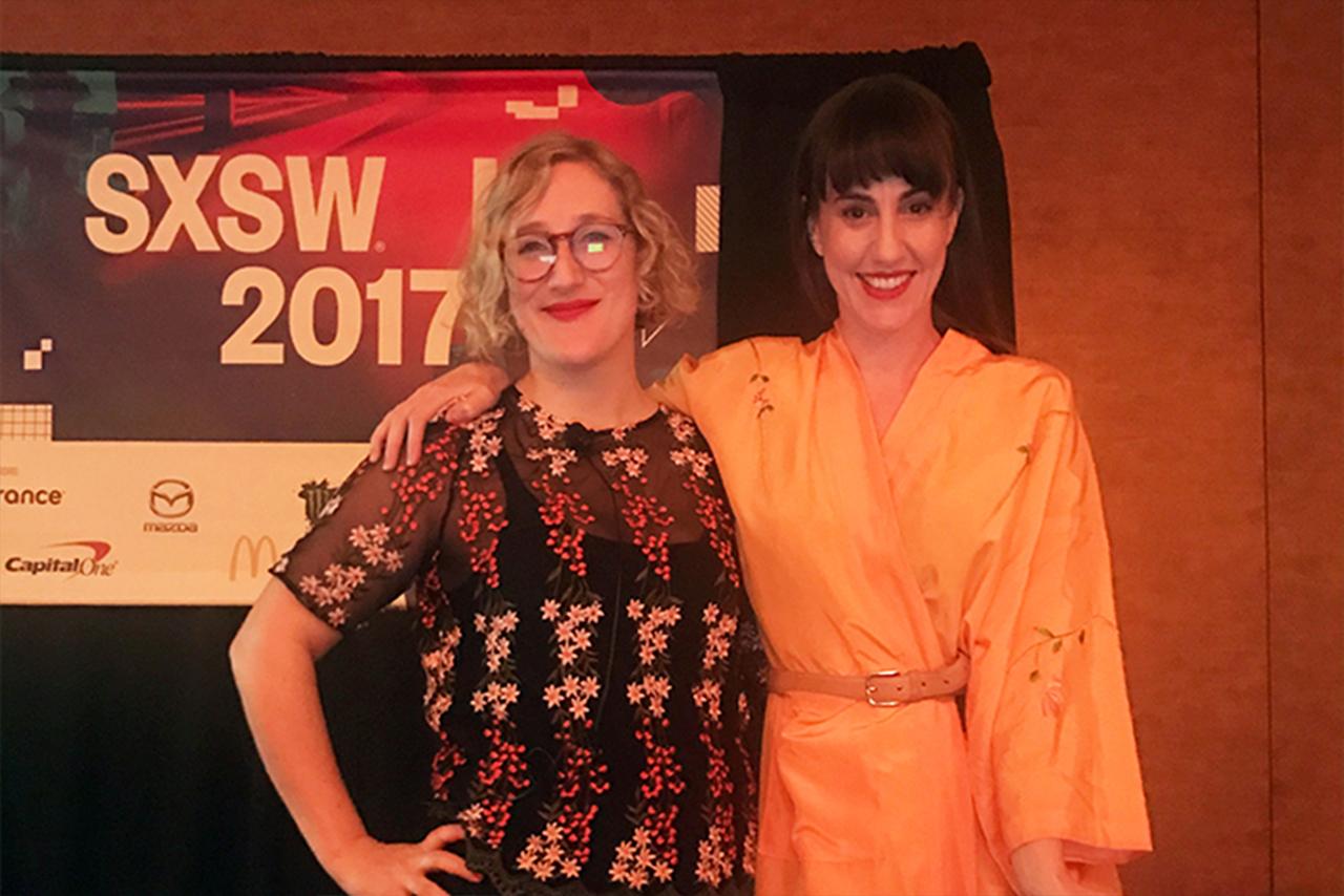 DR Hannah Yelin and Jess Greenwood (RGA)