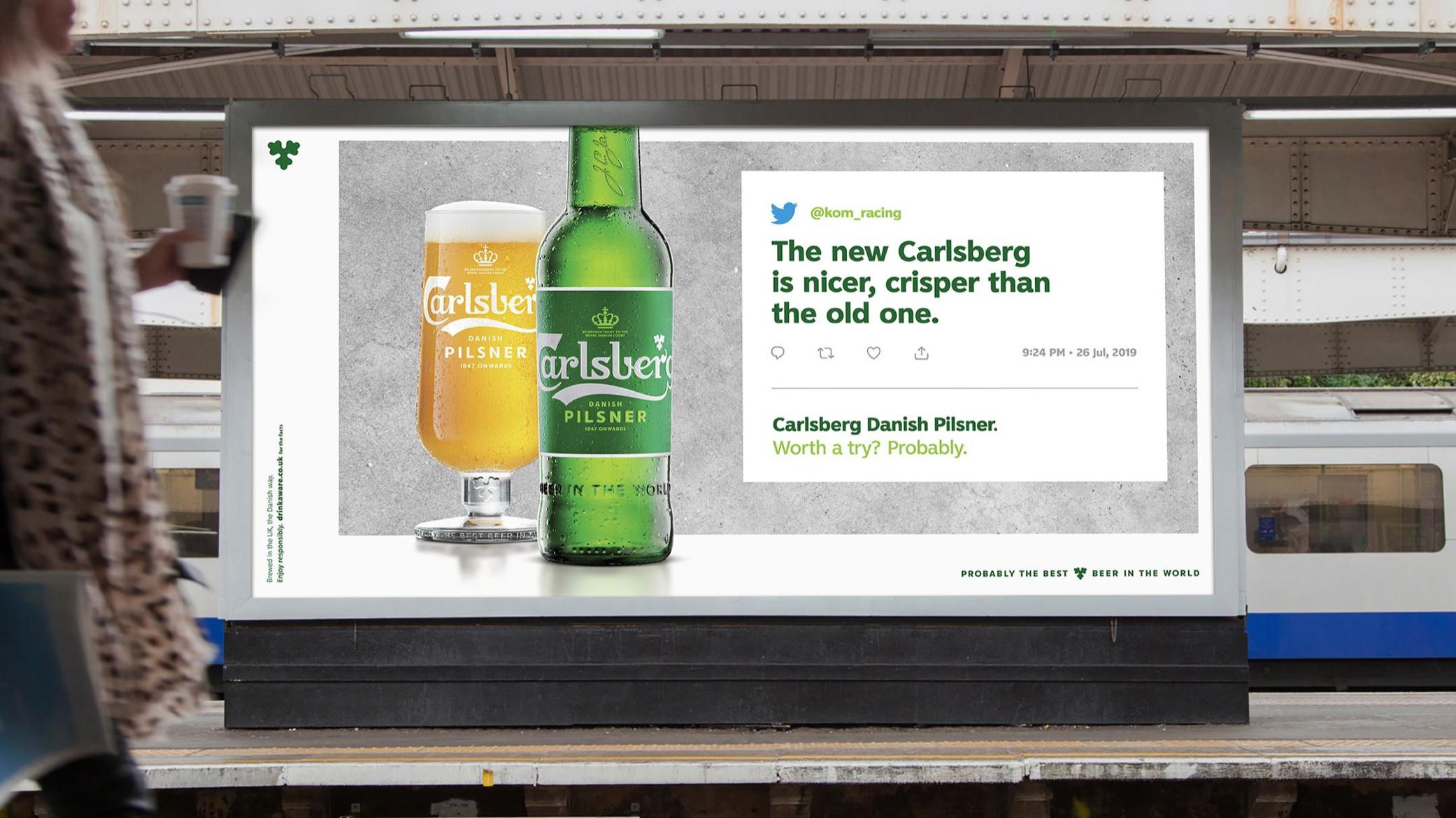 Carlsberg: