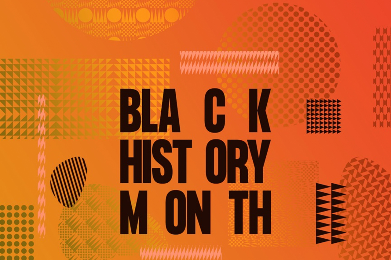 Superroom: Apple celebrates Black History Month with curated playlists and interviews.