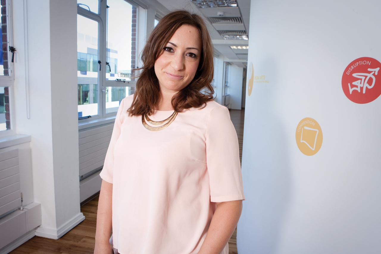 Poppy Manning 29 head of broadcast, TBWA\London