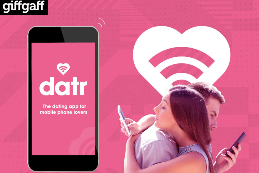 Giff DATR app