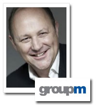 Dominic Proctor, global president of WPP's investment arm Group M