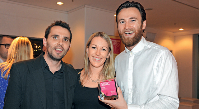 Integrated Campaign Winners 2012: MGOMD