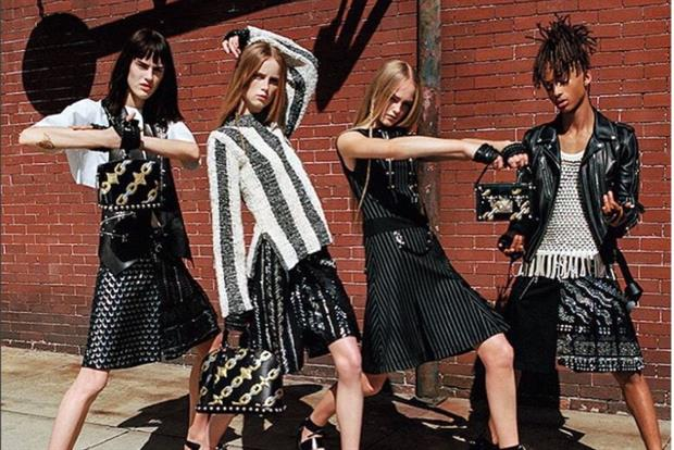 Louis Vuitton ad starring Jaden Smith