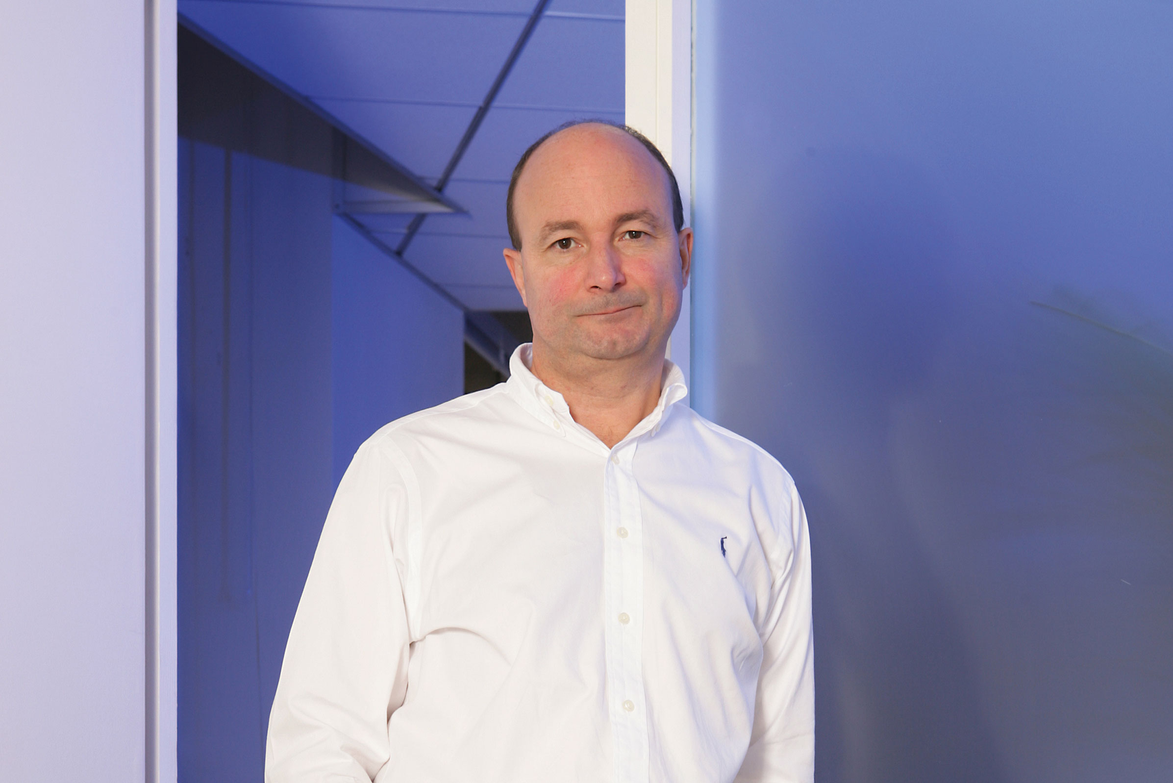 2. John Overend, managing director, Opera Media