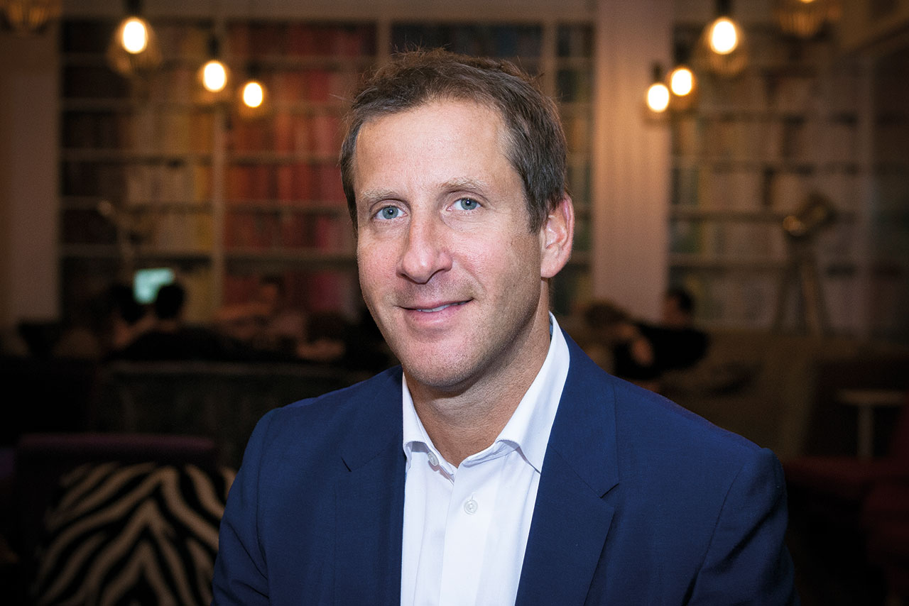 Josh Krichefski, chief executive, MediaCom UK