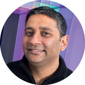 Joy Bhattacharya, managing director and UK and Ireland lead, Accenture interactive
