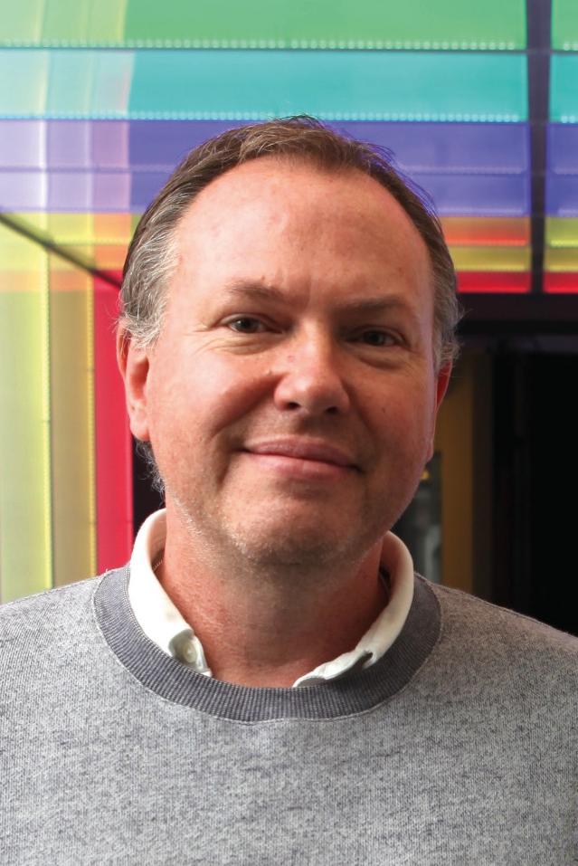 Adam Kean, executive creative director, Karamarama
