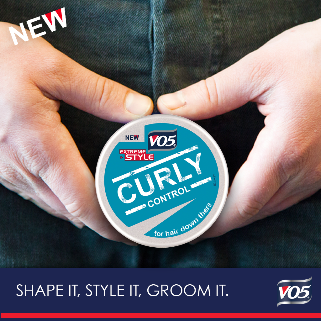 VO5 Curly Control putty