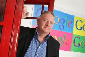 Google's Mark Howe