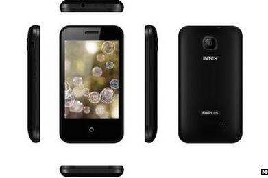Mozilla launches £20 Firefox-powered smartphone in India