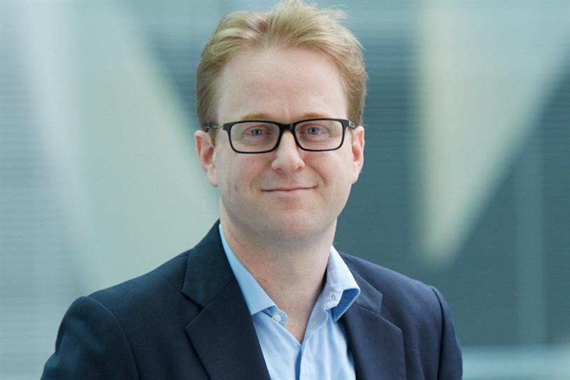 Nick Baughan, chief executive, Maxus UK