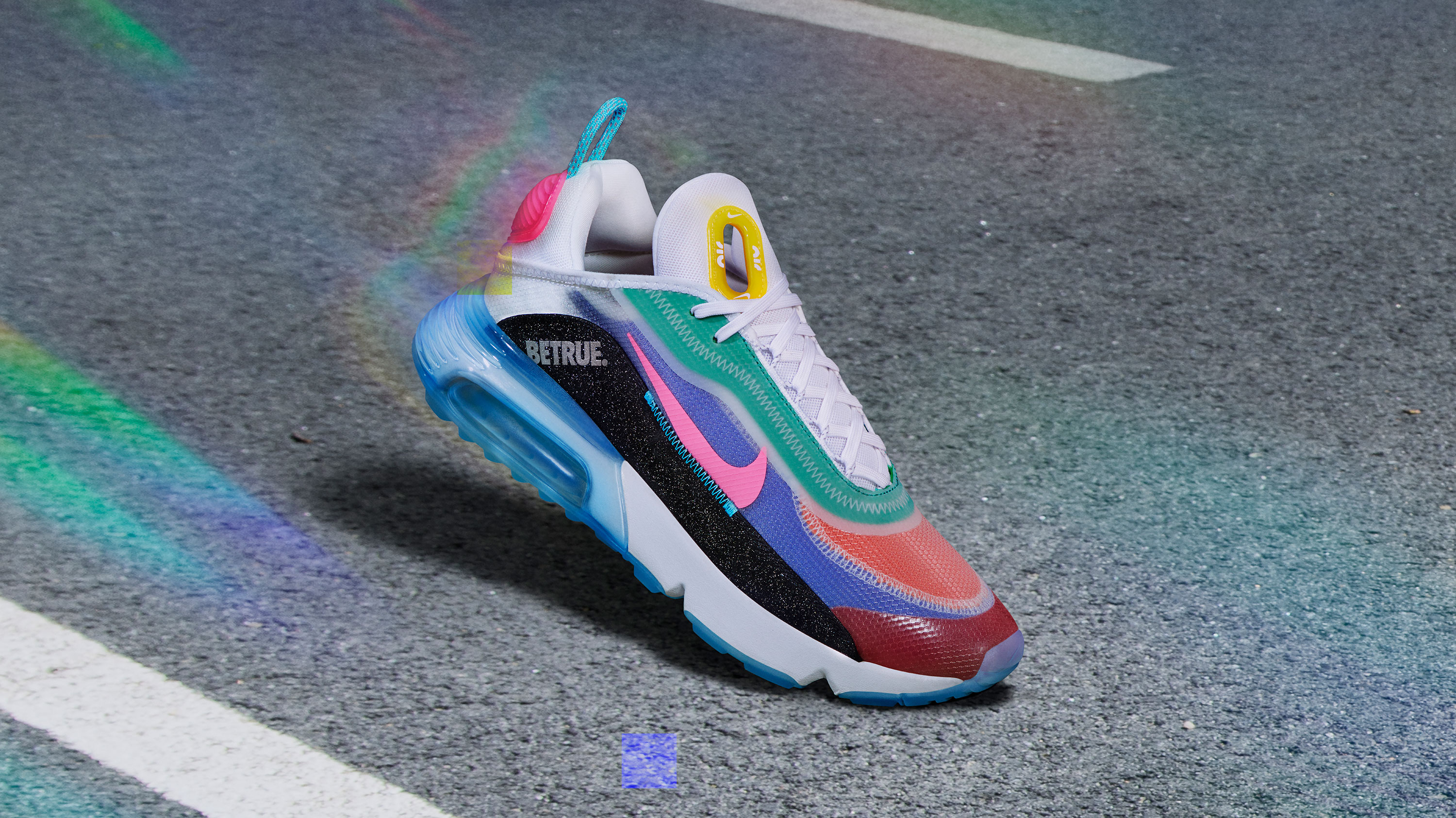 Nike:'Be true' range includes trainers and sandals