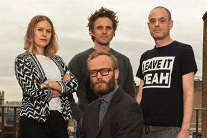 The Poke creative team