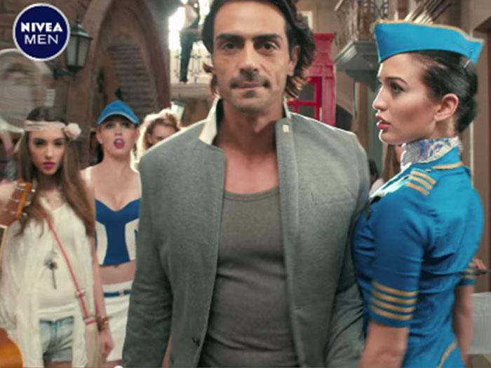 Nivea Men ad from India