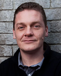 Spencer McHugh, director of brands, EE