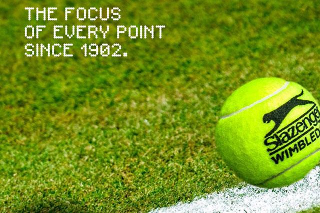 Slazenger Wimbledon 2014