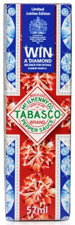 Queen's Diamond Jubilee Tabasco