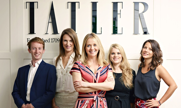 Inside Tatler - BBC2 documentary