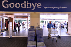 Tesco quits US as profits fall for first time in decades