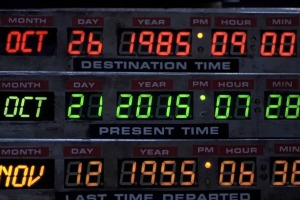 Back to the Future and digital marketing
