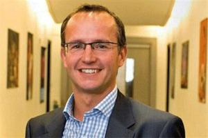 Jamie West, Sky Media's deputy MD