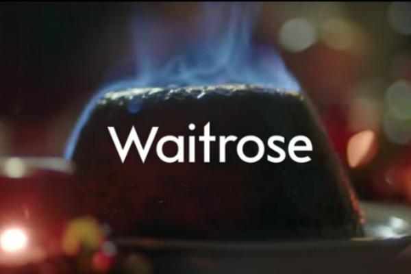 Waitrose's Christmas 2015 ad
