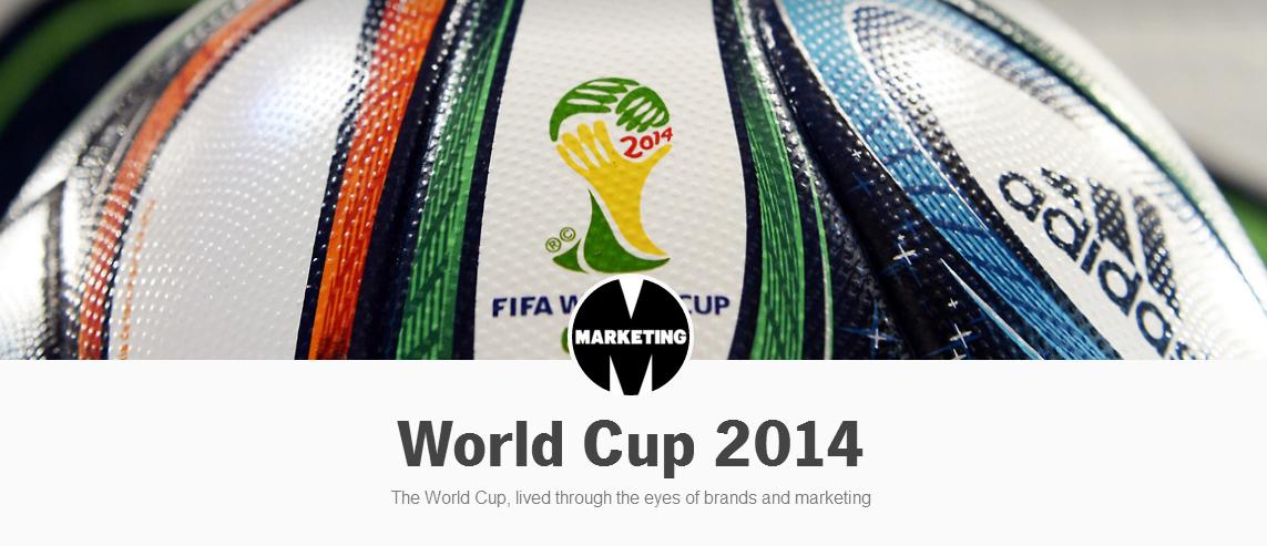 Marketing World Cup blog