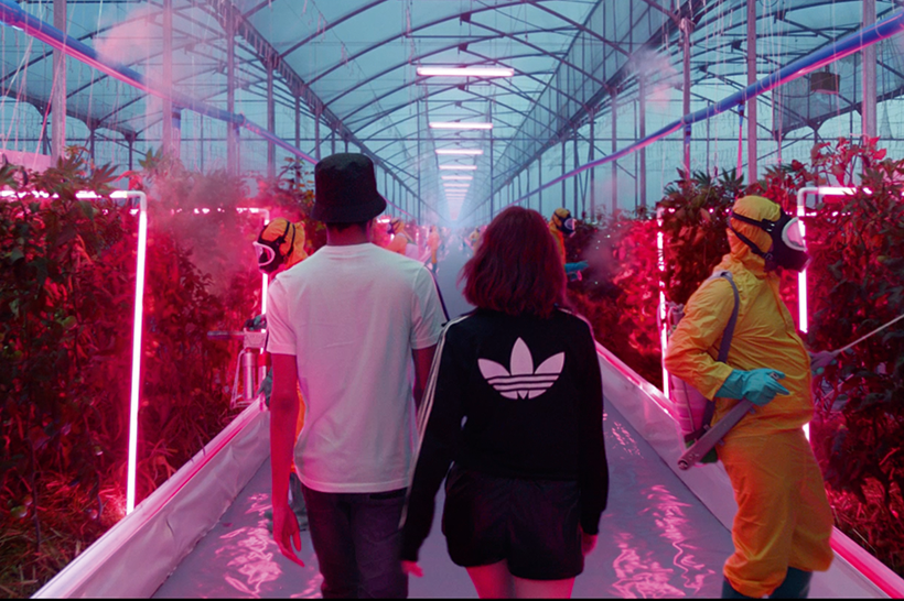 Adidas enlisted lifestyle blogger and model Aleali May, singer and DJ Kyu Steed and artist Design Butler in their 'Your Future is not Mine' campaign