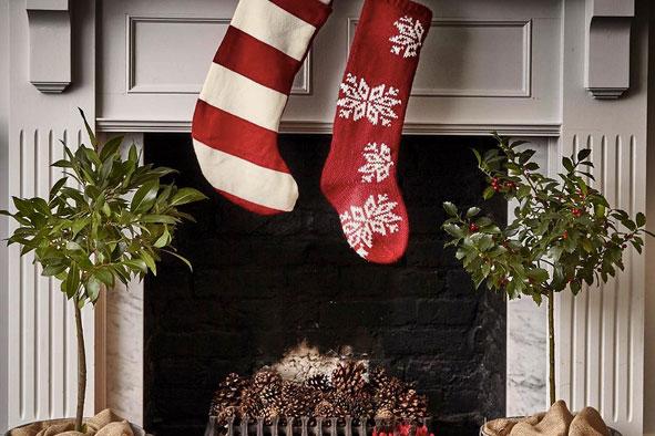 Mobile Christmas ads
