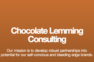 Chocolate Lemming Consulting