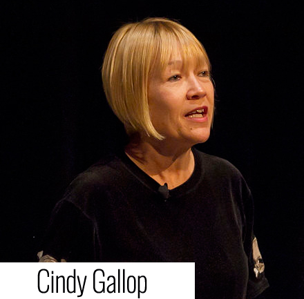 Cindy Gallop: 	Founder of MakeLoveNotPorn and IfWeRanTheWorld