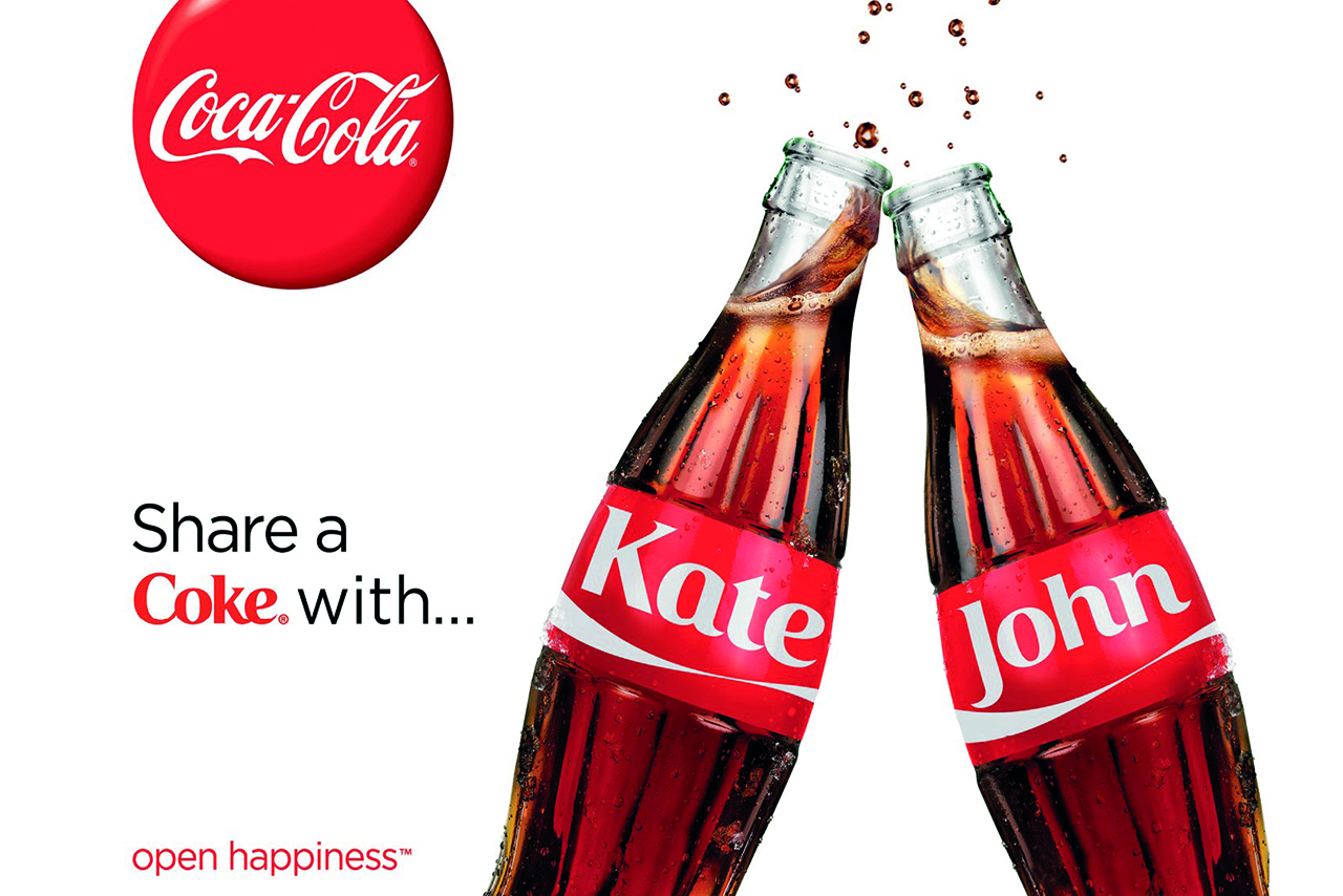 Coca-Cola personalised ads for VOD viewers in 2015