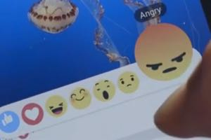 The new Facebook response buttons