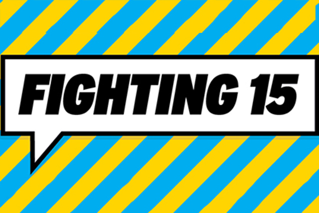 Fighting 15